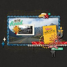 Road trip - Community Layouts - Gallery - Get It Scrapped