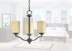 Quorum International Lighting company is known for quality decorative lighting at affordable prices. Specialties include: chandeliers, pendants, wall sconces, vanitiy lights, outdoor lighting, ceiling fans, and celing fan light kits. Quorum offers a huge variety. like this Atwood Three Light Chandelier Oiled Bronze 6096-3-86