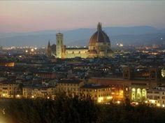 Santa Maria del Fiore vista da Piazzale Michelangelo