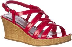 Candy Coast Whisper Girls Wedge Sandals PINK 1 M Youth Candy - 13, 1 - 18 - ale