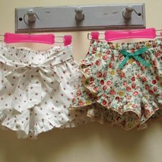 Lolita Shorts cute and easy to sew
