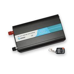 1000W Off-Grid Pure-Sine Wave Battery Inverter | Renogy Solar