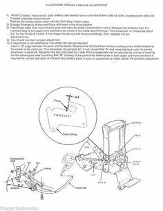 1968-72 Chevrolet Chevelle Automatic Locking Shift Detent Plate 350 400