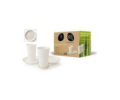 Bamboo design koffie set. Wat je ook zoekt,alles voor een overheerlijke lunch vind je natuurlijk bij Cook&Co!