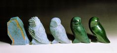 @NHM_London - We've saved a #SuperbOwl for #MineralMonday: an owl figure is carved from nephrite jade, a form of actinolite