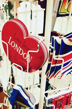 """Love from London"""