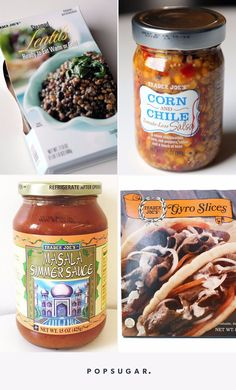 21 Versatile Trader Joe's Products and Easy Ways to Use Them Trader Joes Food, Trader Joe's, Indian Takeout, Vegan Pulled Pork, Cut Butternut Squash, Corn Relish, Lentil Recipes, Veggie Recipes, Easy Recipes