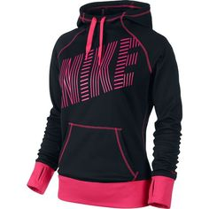 Nike Women's All Time Graphic Hoodie. Saw this in the store today and wanted one so badly!