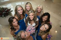 Me and my bridesmaids
