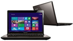 Notebook Lenovo G480 - R$999