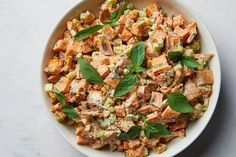 You can't have a summer cookout without potato salad. So instead of the same old version you make year after year, add some flair to the dish with grilled sweet potatoes as your starch of choice. …