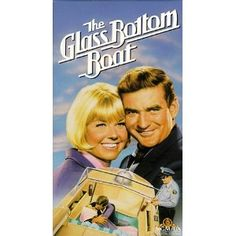 Glass Bottom Boat with Doris Day. Great movie