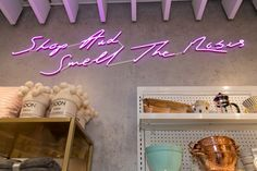 How New Beauty Store Riley Rose Was Designed to Be the Ultimate 'Homage to Millennials' Bathroom Containers, Makeup Store, Store Interiors, Retail Experience, Just Beauty, Faux Succulents, Instagram Worthy, Retail Design, Store Design