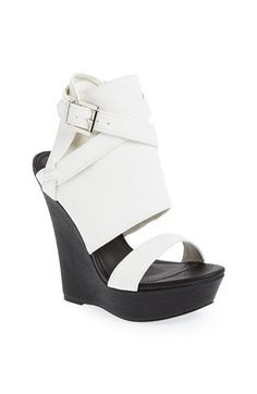 Kendall & Kylie Madden Girl 'Feissty' Wedge Sandal available at #Nordstrom