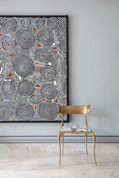 Indigenous Australian Art, Indigenous Art, Arte Madi, Deco Paint, Ceramic Wall Art, Art Moderne, Contemporary Artwork, Aboriginal Art, Minimalist Art