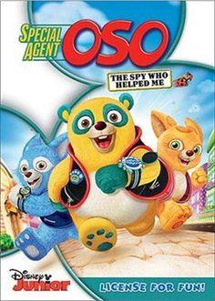 disney junior special agent oso