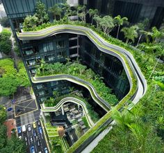 Hotel Parkroyal on Pickering in Singapur