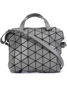 Shop Bao Bao Issey Miyake  Tonneau  shoulder bag in Anastasia Boutique from  the… e57ca1ea712d4
