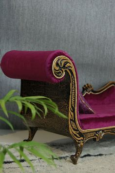 "https://flic.kr/p/cUqBaS | ""Dragon"" chaise, the last piece of LE5. Sold 