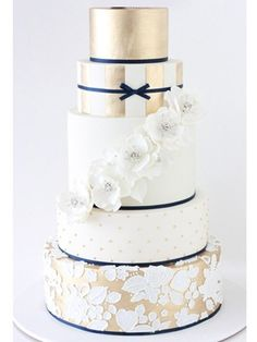Sharon Wee Creations - Gallery - Wedding Cakes