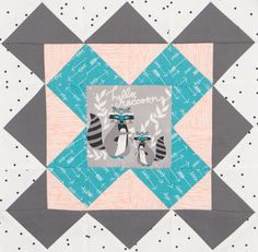 FQS Takes on a BOM Month 5 - Fat Quarter Shop's Jolly Jabber