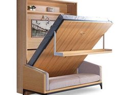 Folding Furniture, Space Saving Furniture, Space Saving Beds, Modern Furniture, Best Murphy Bed, Murphy Bed Plans, Diy Murphy Bed, Murphy Bed Desk, Murphy Bed With Sofa