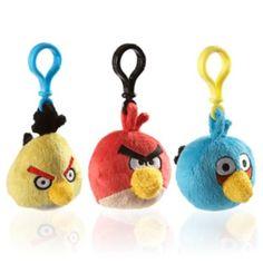 Kızgın kuşların gazabı anahtarlıkları ile sizlerle  Angry Birds ün tüm dünyaya yayılan oyun çılgınlığı şimdi de anahtarlıkları ile sizlerle! Angry Birds ün birbirinden şirin ve kızgın anahtarlık modelleri ile heryere Angry Birds sevginizi taşıyabilirsiniz. Bu anahtarlıklarla Angry Birds çılgınlığına kendinizi kaptırıp onlarla canlı canlı oynamanın tadını çıkarın
