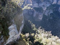 The Blue Mountains of NSW – haunted or haunting? - Dave's Travel Corner