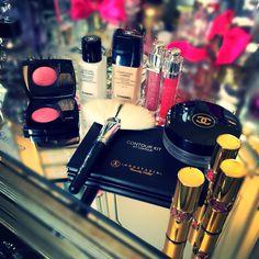 #chanel #abs #goodies #mykit #makeup #dior