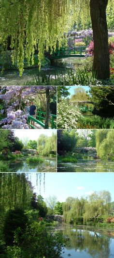 Claude Monet in Giverny | hubpages