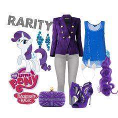 """My Little Pony - Rarity"""