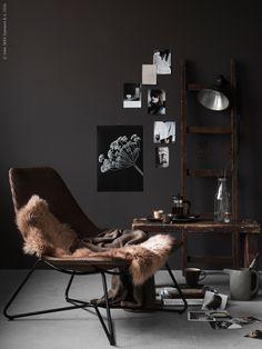 Inred med goa´ bruna toner | Livet Hemma – IKEA