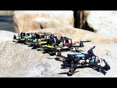 Space One FPV New Orbit One 250 Mini Drone Racer Quadcopter - YouTube