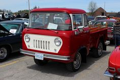 1957 Willys Jeep FC-150 4X4 pickup | Flickr - Photo Sharing!