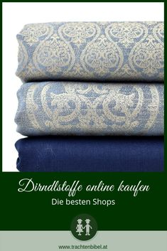 Hier finden Sie tolle Online-Shops, … You want to sew yourself a dirndl? Here you will find great online shops that offer high-quality dirndl fabrics and traditional fabrics. Traditional Fabric, Traditional Dresses, German Fashion, Online Shops, Fabric Online, Color Trends, Diy Fashion, Cool Pictures, Sewing Tutorials