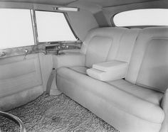 1951 Seven-seater Limousine by Hooper (chassis 4AF12, body 9719, design 8307) for Ernest Hives
