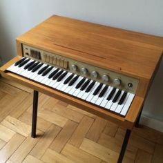 Philips Philicorda Gm752 Heimorgel 60er Jahre funktionsfähig in Berlin - Charlottenburg | Musikinstrumente und Zubehör gebraucht kaufen | eBay Kleinanzeigen
