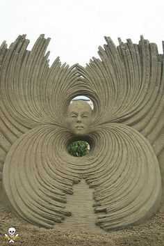 Carl Jara's Amazing Sand Sculptures - Neatorama