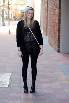 WHAT TO WEAR: Girl's Night Out | College Fashionista