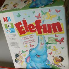 elefun door Villa Speelmama: geen hoogvlieger http://villaspeelmama.blogspot.be/2012/06/elefun.html