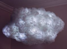 Cloud light DIY
