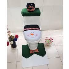 1 Set Snowman Toilet Seat Cover and Rug Bathroom Set Christmas Decoration Decor Snowman Decorations, Christmas Decorations, Holiday Decor, Christmas Bathroom Decor, Bathroom Rugs, Bathroom Cabinets, Bathroom Vanities, Xmas Ornaments, Christmas Crafts