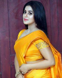 Saree Blouse  Model:Shamna Kasim (Poorna)