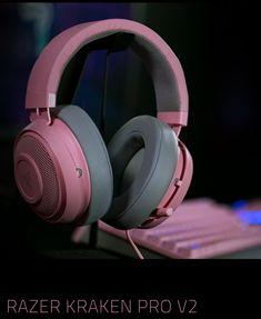 Razer Kraken Pro V2 - Pink Quartz