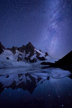 radivs:  Blue Sky at Night by Chris Moore