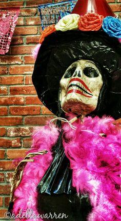 Catrina,  Dia de los Muertos