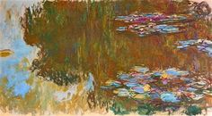 Claude Monet Water Lilies - Handmade Oil Painting Reproduction on Canvas Flower Painting, Claude Monet Water Lilies, Oil Painting Landscape, Painting, Impressionist Paintings, Lily Painting, Monet Water Lilies, Oil Painting Reproductions, Artwork Painting