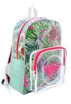 Morrales : Backpack Tropical 2 - Mango Tango