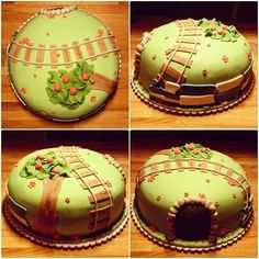 Trip cake
