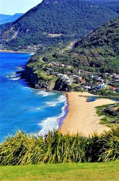 Stanwell Park, New South Wales, Australia New South, South Wales, Australia, Sea, Park, Pictures, Rivers, Lakes, Outdoor